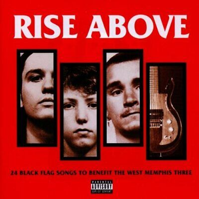 Various Artists - Henry Rollins Presents Rise Above - Various Artists CD UJVG • 15.86£