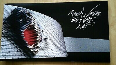 Roger Waters The Wall Tour Programme 2011 • 20£