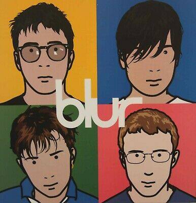 Blur  Best Of Blur ... Iconic Album Cover Poster Various Sizes • 12.99£