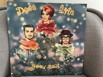 DEEE-LITE - Good Beat 12  Vinyl (1991 EKR 122 T) • 4£