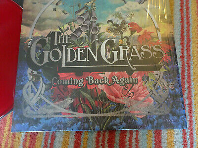Vinyl Lp - Coming Back Again / The Golden Grass (ltd Red Vinyl) • 8£