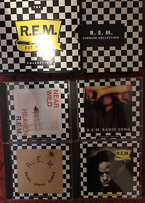 REM Out Of Time Collection 4x Singles • 60£