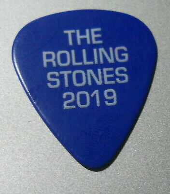 Official ROLLING STONES 2019 No Filter Tour GUITAR PICK  • 12.50£
