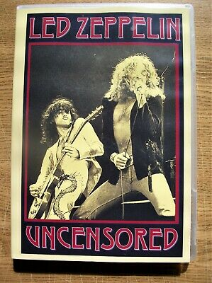 Led Zeppelin Uncensored Bootleg 5x C.D Set With Booklet • 18£