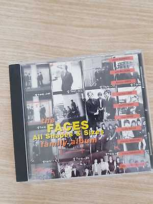 Very Rare The Faces Cd   All Shaped & Size ( Family Album )    • 25£
