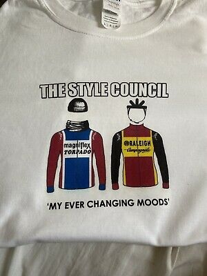 The Style Council  Men's  T Shirt) Unique Design • 10£