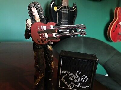 Neca Jimmy Page Dragon Suit Collectible Led Zeppelin  Music Complete. • 30£
