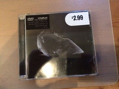 Coldplay 'The Scientist' DVD Single • 3.99£