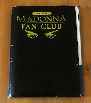 Madonna Official Fan Club Pack 1994 - Rare • 75£