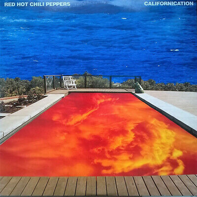 Red Hot Chilli Peppers - Californication 12  Vinyl Record NEW • 11.49£