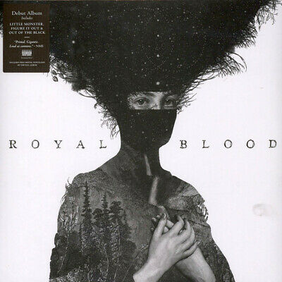 Royal Blood - Royal Blood: Self Titled (12  VINYL RECORD) 2014 - BRAND NEW • 15.99£
