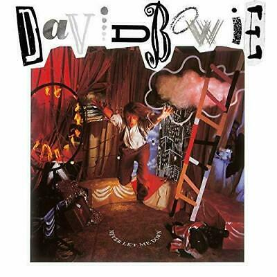 David Bowie – Never Let Me Down [12  180G Vinyl Record] NEW  • 10.99£