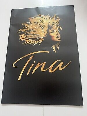 Tina The Tina Turner Musical Programme  • 14.99£