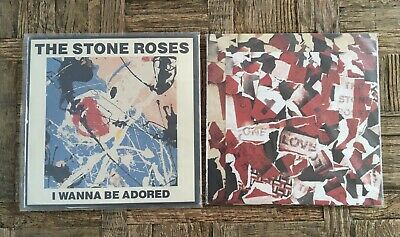 The Stone Roses * Adored (usa) * One Love (uk) First Pressings * Rare • 10£