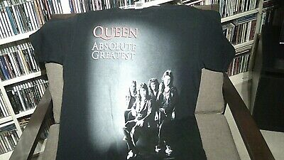 Queen Absolute Greatest  T Shirt Large • 12.99£