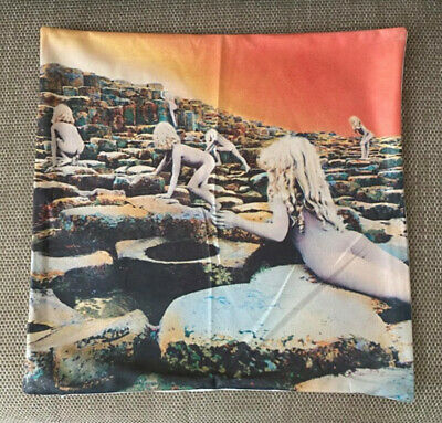 Led Zeppelin  Cushion Cover Collection - 5 Covers. Brand New, Sealed. • 56£