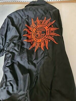 Alice In Chains Rare Promotional Only Jacket Large Size • 99.99£