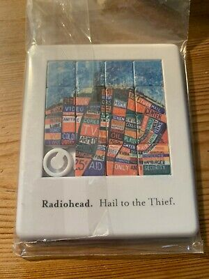 Radiohead Hail To The Thief Promo Puzzle Mint Condition • 30£