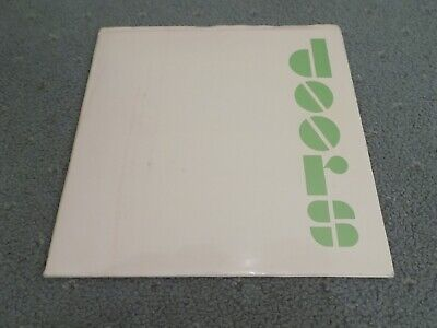 The Doors 1983  Alive She Cried  Promotional Pack Signed By Ray, Robbie And John • 499.99£