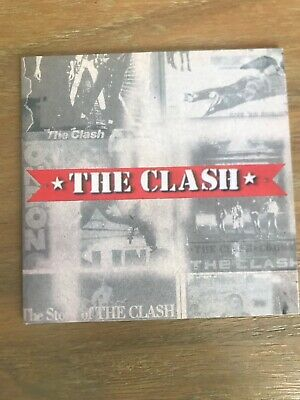 The Clash Sampler Mega Rare From The  Remastered Albums Of 1999 • 16£