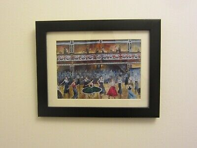 Northern Soul; Wigan Casino; Northern Soul Art; I Go To Pieces; Framed Print • 13.95£