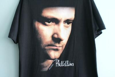 1990 Phil Collins World Tour T-shirt, Vintage Phil Collins But Seriously T-shirt • 105.99£