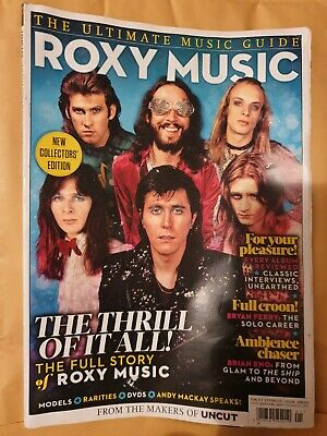 Roxy Music The Ultimate Music Guide • 14.99£