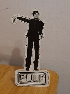 Jarvis Cocker   Pulp   Mini Standee From The Pulp Different Class Album    • 12£