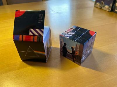 Pink Floyd Rubiks Cube And Presentation Box. Brand New.  • 15£