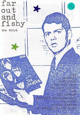 FAR OUT AND FISHY 3 Felt Wolfhounds Moffs Esurient Heavenly C86 Sarah Post Punk • 4.99£