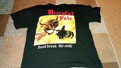 Mercyful Fate - T Shirt. Xl. Very Good Condition. Free P&p. Heavy Metal • 7.99£