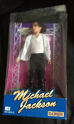Mint * Inrfb * 1997 * Michael Jackson * Limited Edition * Doll * • 40£