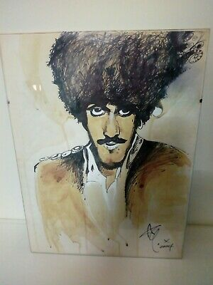 Phil Lynott Picture • 9.99£