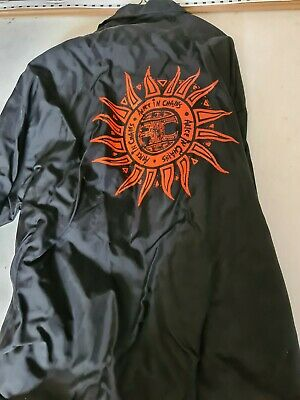 Alice In Chains Rare Promotional Only Crew Tour Jacket X Large Size • 199.99£