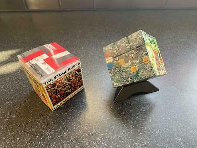 The Stone Roses   Rubiks Cube, Presentation Box And Display Plinth • 35£
