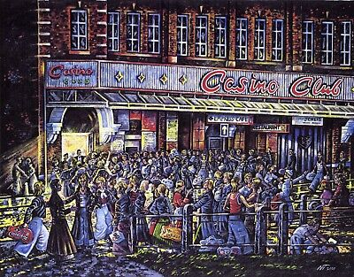 Northern Soul, Two Signed Limited Edition Wigan Casino Prints, A2 Size • 29.99£
