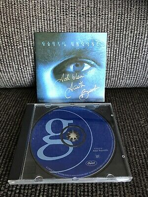 'Fresh Horses' Garth Brooks SIGNED CD • 40£