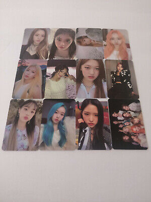 Loona Midnight Festival Concert Official Photocard • 9£