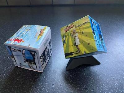 Genesis Rubiks Cube And Presentation Box. Ideal Gifts! Other Bands!  5 • 20£