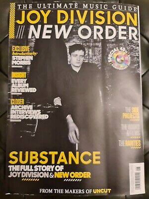 Joy Division And New Order Ultimate Guide • 14.99£