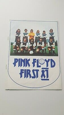 Pink Floyd First X1, Catologue/insert? • 5£