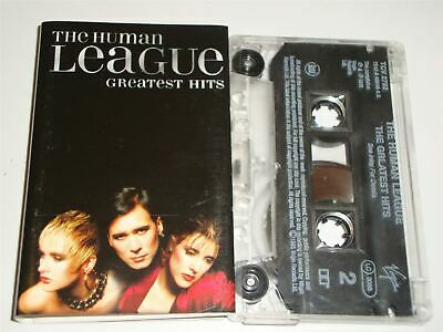 The Human League - Greatest Hits Cassette Tape • 6.99£