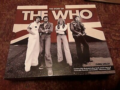 The Who Memorabilia New Never Been Used • 12£