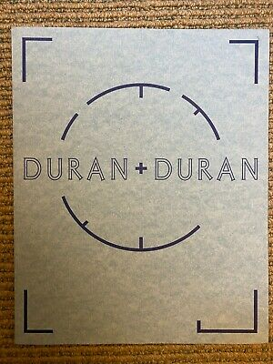 Duran Duran - Fan Club Pack - Rare Collection Of Official Fan Club Newsletters • 24.99£