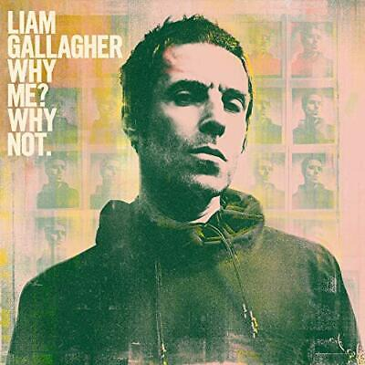 Liam Gallagher - Why Me? Why Not (CD) New & Sealed, Fast Free P&P • 2.84£