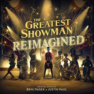 The Greatest Showman Reimagined (CD) New & Sealed, Fast Free P&P • 2.98£