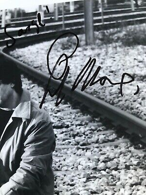 Garry Moore Signed Picture • 12.99£