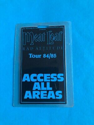 Meatloaf Pass • 11.99£