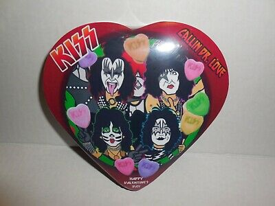 Kiss Valentine Candy New Sealed • 11.04£