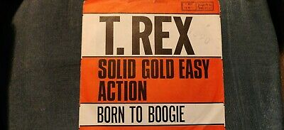 T.rex Marc Bolan. Solid Gold Easy Action. Yugoslavia. 1973 • 1.80£